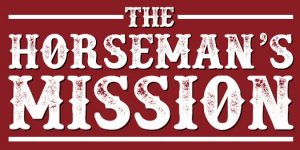 The Horseman's Mission logo