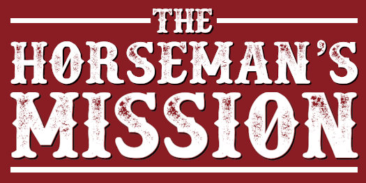 The Horseman's Mission web logo